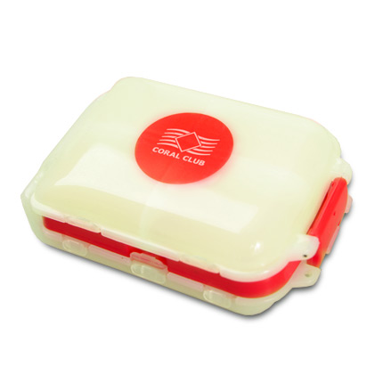 Kaufen GoBox mini container, red