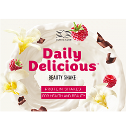 "Booklet ""Daily Delicious Beauty Shake"" Germany"