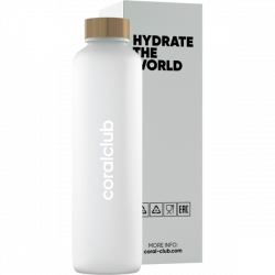 """Hydrate the World"" Wasserflasche, 500 ml"