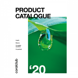 Product catalog CCI (format A5), englisch